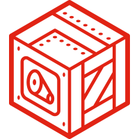 Project packing icon